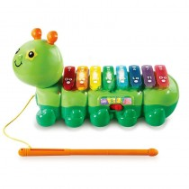 1208 Melody Caterpillar Xylophone Toy Kids