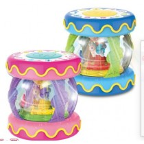HE-0703 Early Education Music Drum Toy