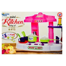 Buy Dora The Explorer 46312 Kitchen Set Toy With Light And Music Mmtoy