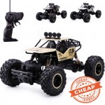 6141 Rock Crawler Alloy Material Remote Control