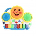 MH002 Smily Drum Keyboard Toy