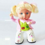 2188/2288 Electonic Dancing Toy Doll
