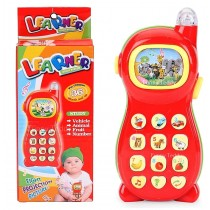 2278A Toy Phone With Light Projection Picture