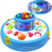 K 356 Go Go Fishing Game Electonic With Music And Lights