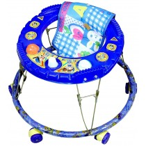 Foldable Baby Walker With Music
