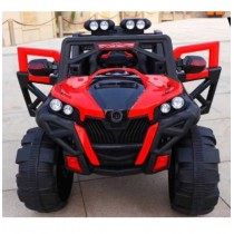 Comf 1988 Big Size Battery Operated 4 x4 Jeep Rideon With Remote