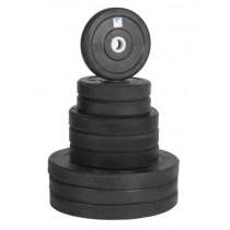 Rubber Cast Iron Weight Plates For Dumbbells 2 KG