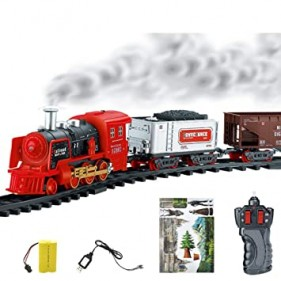 138-5 Train King Remote Controled Train With Track