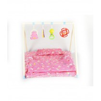 Baby Bed Gym With Net - Sunny