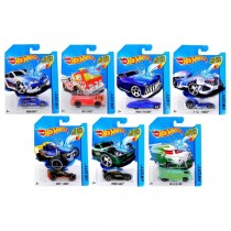 BHR15 Hot Wheels 1:64 Color Shifters Vehicle Assortment (Colors and Designs May Vary)