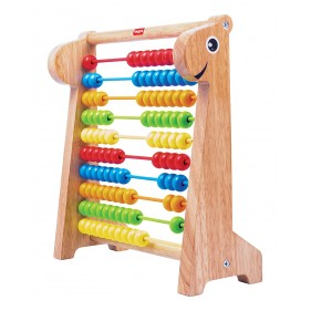 Giggles - 9924100 Wooden Abacus By Funskool For Maths Learning