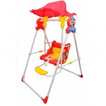 Bhasin Foldable Garden Swing With Hood For Kids