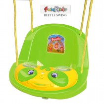 Dash Funride Beetle Musical Swing With Safty Belt For Kids