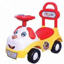 Puppy Rider For Kids With Music And Anti Fall Stopper