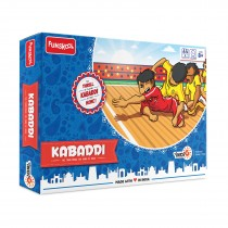 kabaddi The Traditional Tag Board Game For Children Funskool