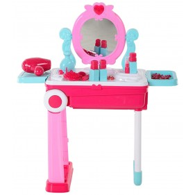 008-923 2 In 1 Beauty Set Toy With Light And sound