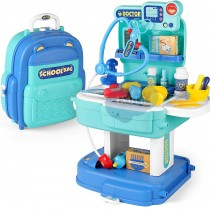 2 in 1 Doctor Set 31 Pcs 8391P Toy