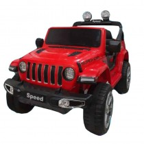 938 Battery Ride On Jeep 2 Battery 2 Motor With Remote Control