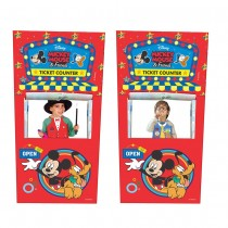 Mickey Mouse And Friends Ticket Counter Role Play Tent House