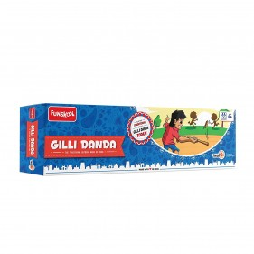 Gilli Danda The Traditional Outdoor Game For Children