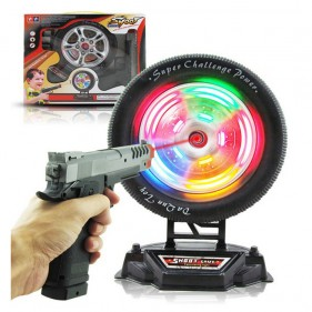 2148-1 Shoot Game Infrared Gun