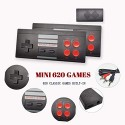 HD Video Extreme Mini Game Box With Two Wireless Remotes And Builtin Games