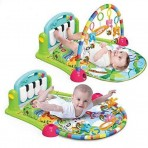 NX0639 Piano Fitness Rack Cum Musical Piano For Infants