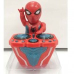 Musical Omni Directional Spider-Man Toy With Light And Music A5563-21