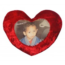 18 Inch Personlised Photo Heart