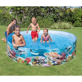 Water Bath Toy Pool 58472  8 Ft Size Intex