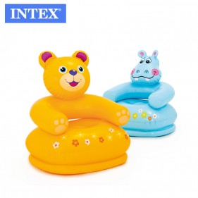 Inflatable Teddy Bear Shape Chair 68556 Intex