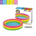 Intex 3 Ft Inflatable Pool 58924 Multicolor
