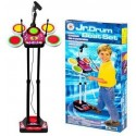 Jr. Drum Beat Set 20335 With Microphone And Pedal Mechanism
