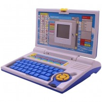 QX-1101 English Learner Laptop Toy With Mouse Control