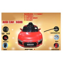 Electronic Car DLX 6688 Ride On With Remote Control