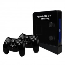 MItashi GameIn Infrazone NX TV Gaming Console WIth Wireless Remotes