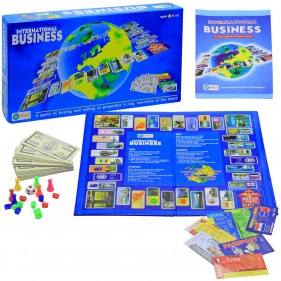 Business International Game - Ekta