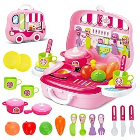 Little Chef Set 008-915A Kitchen Toy