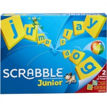 Scrabble Crossword Game Junior