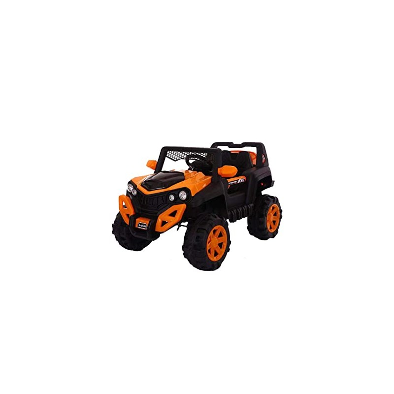CCH 6500 Battery Jeep Rideon With 2 Battery 2 Motors
