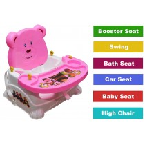 Bhasin 6 In 1 Baby Booster