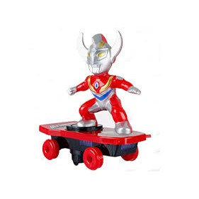 815 Ultraman 360 Rotation Toy