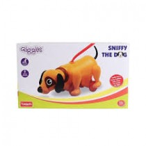 Sniffy The Dog Pull Along Toy Funskool