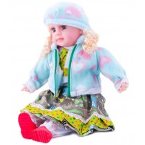 1725H Musical Soft Doll Touch And Play