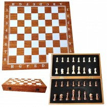 High Class Premium Chess Foldable With Chess Coins 18.5 X 18.5