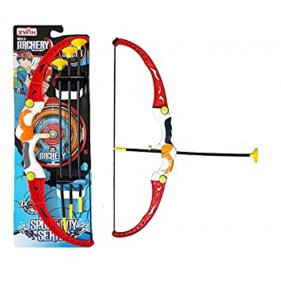 9018 Sport Boy Archery Bow And Arrow Set Toy