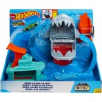 Robo Shark Frenzy Play Set GJL12-9553 Hotwheels