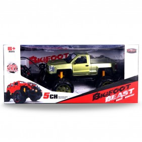 666-637NA Bigfoot Beast Radio Control Monster Truck 5 Channel