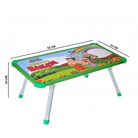 Novelty Cross Table Cum Bed Table