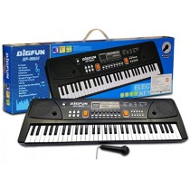 BF530 Musical keyboard With Mic